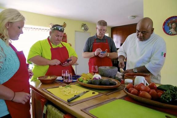 Puerto Vallarata Cooking Class