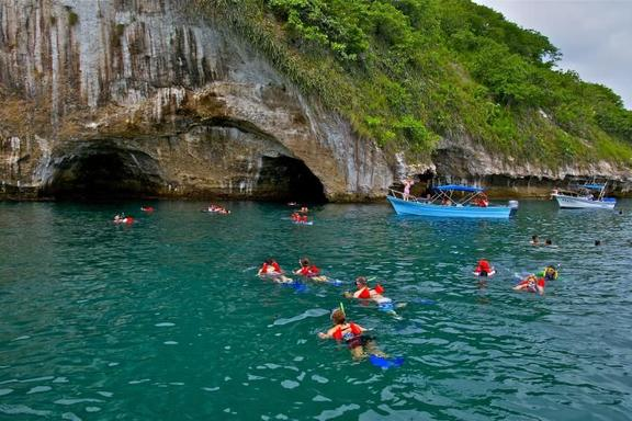 Puerto Vallarta Snorkeling Tour at Las Animas Beach