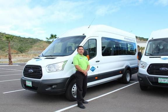 Puerto Vallarta Airport Shuttle - Roundtrip