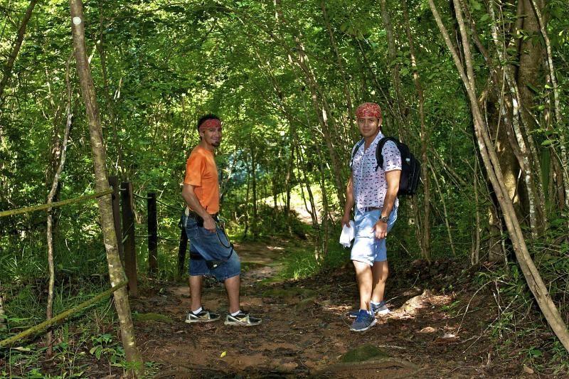 El Nogalito Hiking Tour