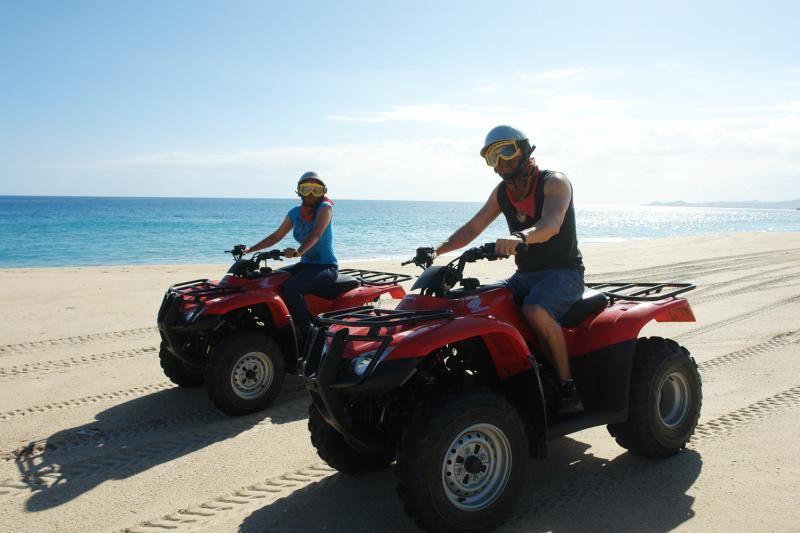 Cabo ATV Tour