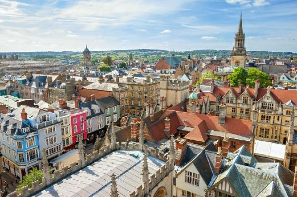 Oxford Hop-On Hop-Off Sightseeing Tour