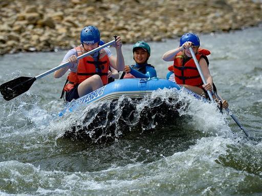 Kiulu River White Water Rafting with Lunch from Kota Kinabalu