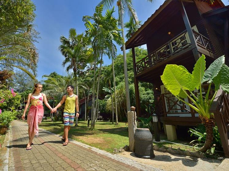 Island Paradise Tour with Lunch from Kota Kinabalu