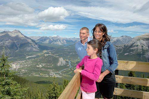 Banff Gondola Admission Ticket