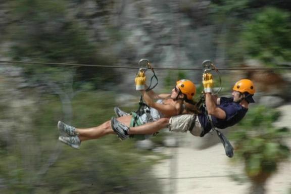 Cabo Ziplining Adventure