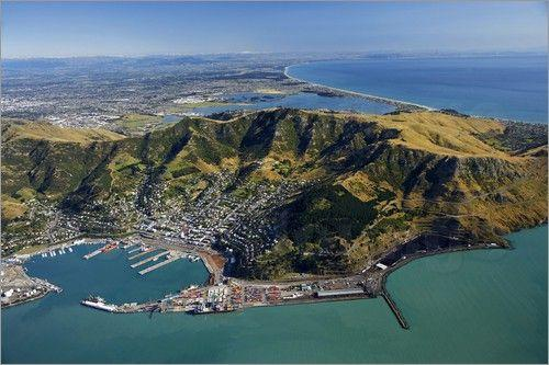 Christchurch Scenic Helicopter Flight