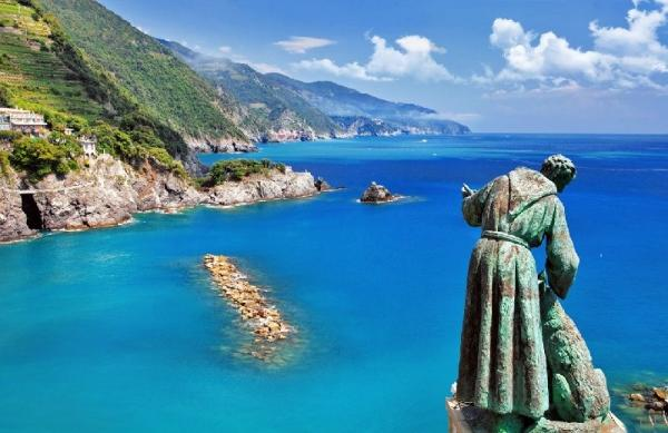 3-Day Italian Riviera Vacation Package w/ Cinque Terre