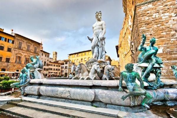 3-Day Florence and Pisa Tour Package from Rome by High-Speed Rail