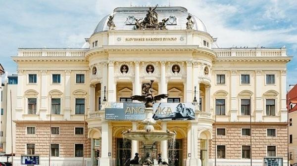 Bratislava City Tour From Vienna