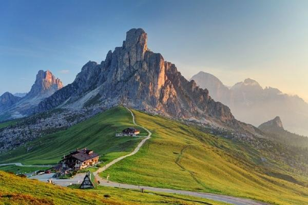 The Dolomites Day Trip From Lake Garda**Italian Lakes Pick-up, Drop-off**