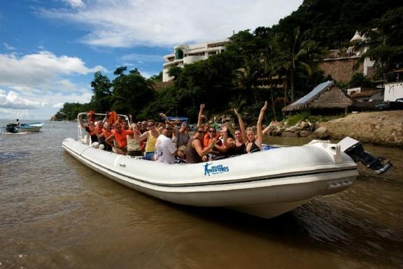 Puerto Vallarta Adventure Tour
