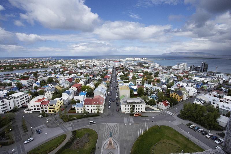 Reykjavik Sightseeing Tour W/ Blue Lagoon Admission