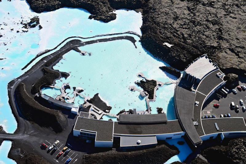 Blue Lagoon and Transfer from Keflavík Airport