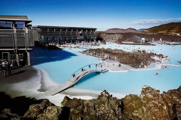 Blue Lagoon Iceland and Golden Circle Tour