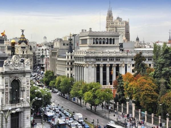 4-Hour Madrid City Tour w/ Royal Palace