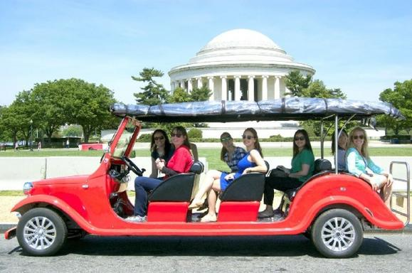 Washington D.C. Unveiled Small Group Tour