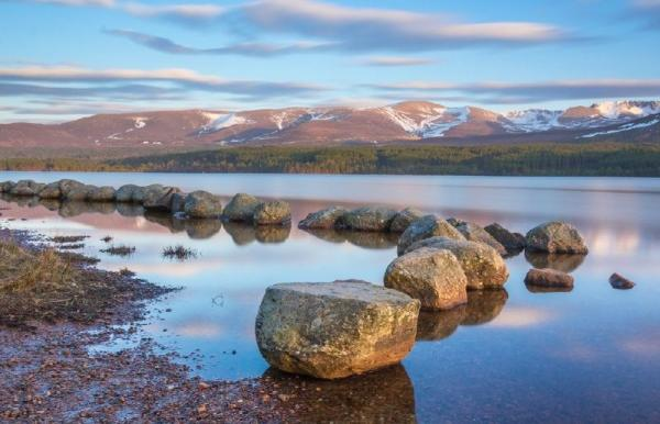 Cairngorms National Park + Speyside Whisky Day Trip from Inverness
