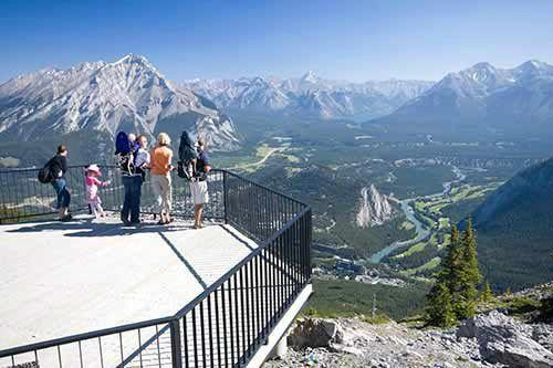Banff Explorer Combo Package: Banff Gondola & Lake Minnewanka Cruise