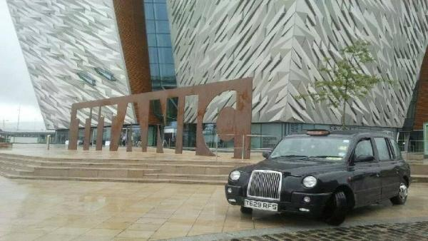 Belfast Titanic Experience and Giant's Causeway Tour from Dublin