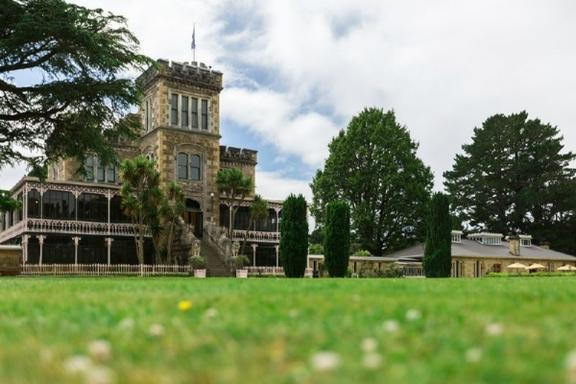 Larnach Castle Tour