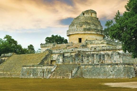 Chichen Itza Tour From Merida W/ Transfer to Playa Del Carmen