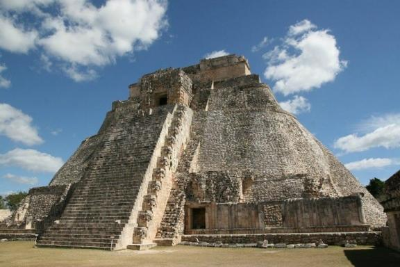 Uxmal & Kabah Ancient Ruins Tour From Merida