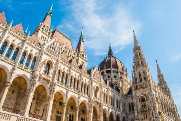 Hungarian Parliament Skip the Line Tour