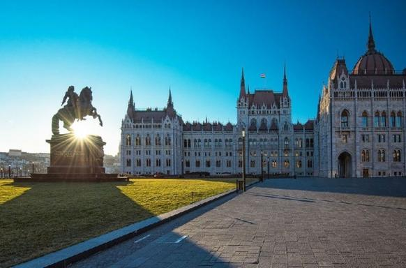 Hungarian Parliament Skip the Line Tour