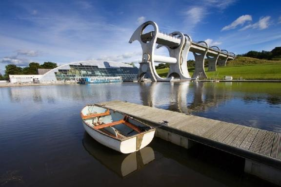 The Kelpies and Falkirk Wheel Day Trip from Glasgow