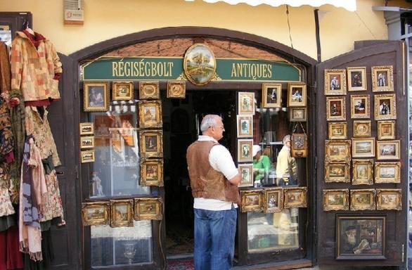 Szentendre Artist Village Tour from Budapest