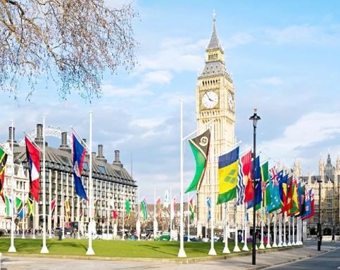 London, Hampton Court and Royal Windsor Tour