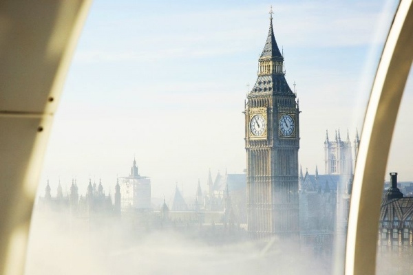 London Sightseeing Tour W/ Madame Tussauds and London Eye Tickets from Tours4Fun Product Image