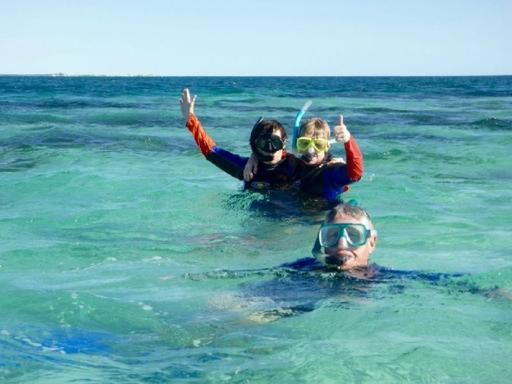 Exmouth Kayak and Snorkeling Adventure