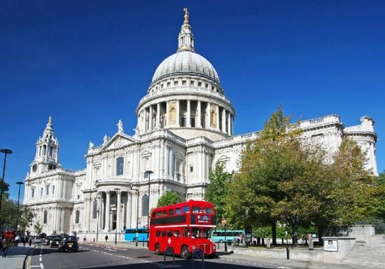 Morning London Open Top Bus Tour + Thames River Cruise