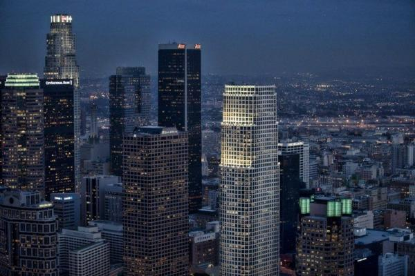 Los Angeles Evening Helicopter Tour