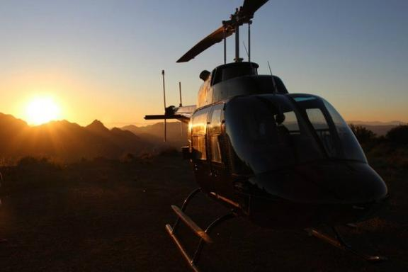 Los Angeles Romantic Sunset Helicopter Tour