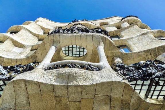 The Best of Gaudi Half-Day Tour: Sagrada Familia + Park Guell