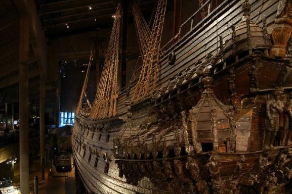 Stockholm Highlights Walking Tour W/ Vasa Museum Skip the Line