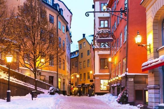 Christmas in Stockholm Walking Tour