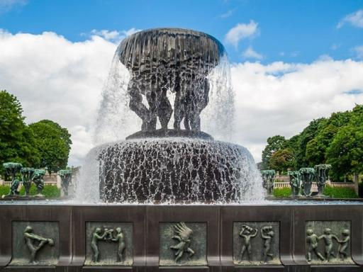 Oslo Highlights Walking Tour W/ Vigeland Park and Museum