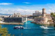 Marseille Hop-on Hop-off Bus Pass**1 Day or 2 Days**