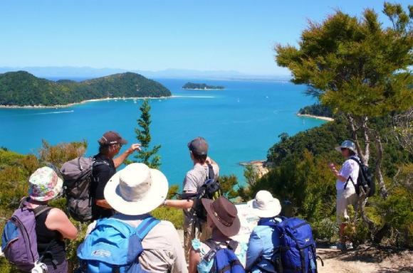 3-Day All-Inclusive Abel Tasman Coast Track