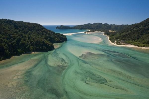 5-Day All-Inclusive Abel Tasman Coast Track