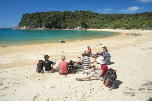5-Day All-Inclusive Abel Tasman Coast Track from Tours4Fun Product Image