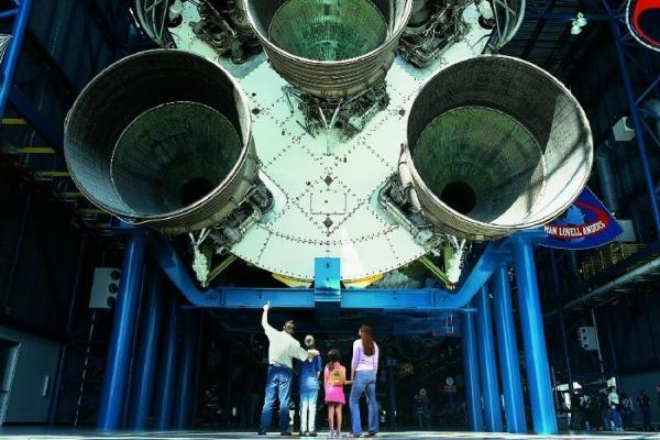 Kennedy Space Center Tour - Transportation Only