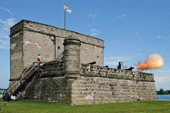 St Augustine Tour W/ Scenic Cruise