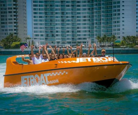 48-Hour Hop-on, Hop-off City Tour with Jet Boat Ride