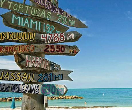 Miami Combo Tour: 48 Hour Hop-on, Hop-off City Tour + 1-Day Key West Tour + Jet Boat Ride