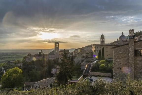 3-Day Umbria Getaway Package From Rome